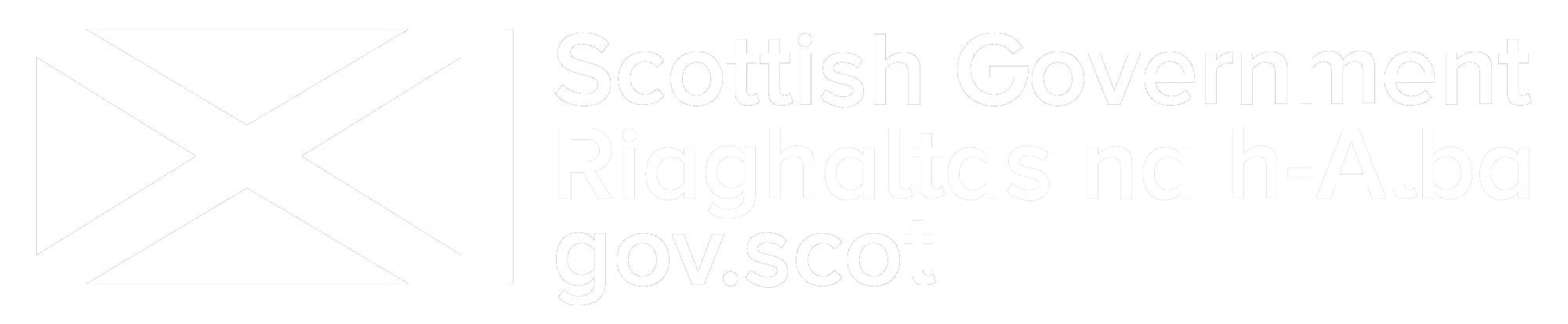 Scottish_Government_Logo WHITE NO BG